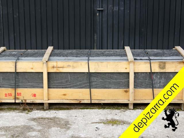 Pizarra para suelos exteriores y jardines.