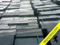 Plaque ardoise. Baldosa de pizarra placa de pizarra 60x30x3. Suelo de Pizarra. Rustic black slate tile. Fliesen schiefer.