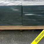 Plaqueta de pizarra suelo baldosa de pizarra placa de pizarra 60x30x3.