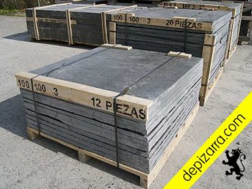 Rustic slate floor tiles. Handed split. Placa de Pizarra. Dalle ardoise. Pizarra natural para revestimientos. Placa de Pizarra para Suelos, Outdoor y Jardín.
