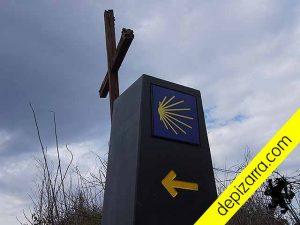 Mouteira homologada en Camino de Santiago de Invierno. Pizarra natural pulida, cantos biselados y triple coating. Venta mouteiras.