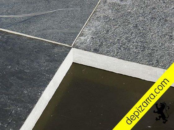 Quality slate slabs natural slate form spain - Encimera de pizarra ...