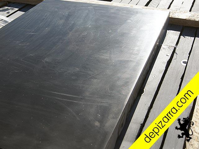 Quality slate slabs natural slate for floor clad and garden - Encimera de pizarra ...