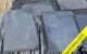 Plaqueta 35x25x1,5cm de pizarra natural del Bierzo León. Plaqueta dos caras naturales. Suelo pizarra plaqueta.
