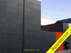 La pizarra natural es el exclusivo revestimiento fachadas de piedra natural.
