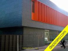 Pizarra natural para fachadas ventiladas. Ventajas fachada ventilada.