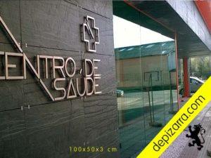 Placa de pizarra para fachadas e instaladores de fachadas ventiladas.