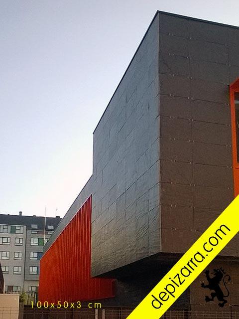 Precio fachada ventilada ideas de disenos - Precio de piedra para fachada ...
